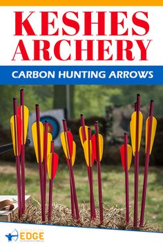 KESHES ARCHERY CARBON HUNTING ARROWS! Wooden hunting arrows, hunting arrow heads, best hunting arrows, how to make hunting arrows, hunting arrow tips, hunting arrow design, Arrow Hunting, archery hunting, archery hunting gear, archery hunting tips, arrows hunting guide, archery hunting tips, Archery target stand, archery range, archery hunting, archery quotes, archery equipment, archery women, archery backstop, archery photography, horse archery, archery arrows hunting. #arrowshunting Bow Hunting Women, Bow Hunting Tips, Hunting Guide, Hunting Arrows, Deer Hunting Blinds, Archery Arrows, Archery Targets, Archery Poses, Archery Gear