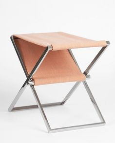NEGATIVE SPACE | Spin Is A Foldable Stool By Daphne Zuilhof That Flexibly  Transforms From A Simple Compact Shape Into An Open And Complex One. The U2026 Good Ideas