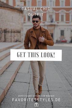 Erfahre welche Teile dazu passen! Casual Chic Outfit für Männer mit Chino- oder Jeanshose, Rundhalspullover, Lederjacke und Chelsea Boots. Ein schicker Herbst-Look für die Freizeit oder bei der Arbeit. Outfits für Männer mit passenden Teilen bei Favorite Styles. #favoritestyles #mode #fashion #outfit #männer #herren #style #stil #männermode #herrenmode #mensoutfit #mensfashion #ideen #inspiration #casual #chic #smart #arbeit #lederjacke #rollkragenpullov
