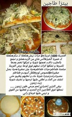 Plats Ramadan, Arabian Food, Arabic Sweets, Ramadan Recipes, Middle Eastern Recipes, Quiche, Sandwiches, Recipies, Easy Meals