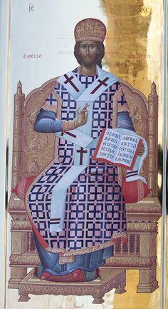 16142373_783242171830151_2154342320778872168_n Byzantine Icons, Byzantine Art, Christ The King, Hagia Sophia, Orthodox Christianity, Religious Icons, Catholic Art, Art Icon, Orthodox Icons