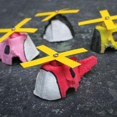 Juguetes de cartón II http://ariadnagarciabermudez.blogspot.com.es/2014/06/juguetes-de-carton-ii.html