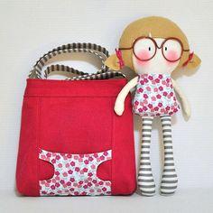 Boneca bolsa: