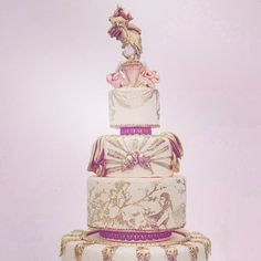 COCo. Master Classes featuring hand sculpted Marie Antoinette! Check her out as the loveliest and most impressive topper for this tiered beauty! No special tools required www.cakeoperaco.com#marieantoinette #masterclass #cakeclass #cakedecorating #cakestagram #Toronto