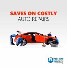 "Proven Extended Auto Coverage that saves on costly auto repairs. An industry highest ""A rated"" provider of complete car coverage for your peace of mind. http://ow.ly/Rh44h"