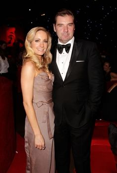 Downton Abbey - Anna & Mr. Bates - if they are together in real life i will scream with happiness