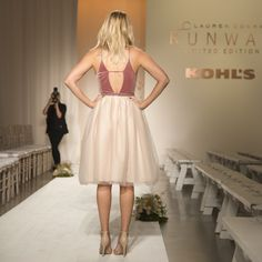 Check out this exclusive photo from the @LCLaurenConrad for @Kohls #LCRunway show at #NYFW. See all the photos at #LCRunway