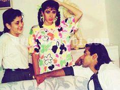 Salman Khan reveals what happened when Tubelight actor met Kareena Kapoor Khan [VIDEO] Bollywood Stars, Bollywood Photos, Indian Bollywood, Bollywood Celebrities, Bollywood Fashion, Bollywood Actress, Bollywood Heroine, Salman Khan Young, Salman Khan Photo