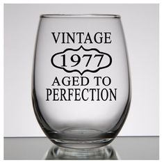 40th Birthday Gift for Women Vintage 1977 by PersonalizedGiftsUS