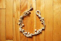DIY Hemp Bracelets with Pearls #diy #bracelet