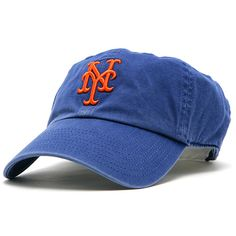 The perfect hat for a Mets game!