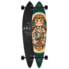 ARBOR FISH GT Longboards