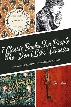 Classic books have a reputation for being long, dense, and difficult to understand. If you were forced to read a few in high school, that was probably enough to put you off them for life. The trick is to find classics that will ease you in... Reading Lists, Book Lists, The Age Of Innocence, Adventures Of Sherlock Holmes, Dr Watson, Diary Entry, Long Books, Arthur Conan Doyle, What To Read
