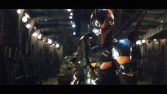 Ben Affleck Releases Video of Batman Villain Deathstroke