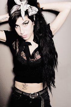 amyjdewinehouse: Amy Winehouse for Jalouse Magazine by Elina Kechicheva