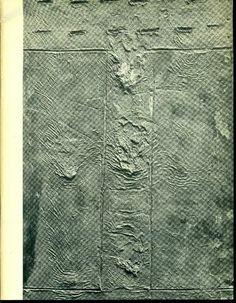 Antoni Tàpies. St. Gallen, Galerie Im Erker, 1963. Catalogo di mostra, 8 giugno - 31 luglio 1963. Testi di Hans Platschek e Antoni Tapies in tedesco