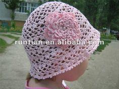 Google Image Result for http://img.alibaba.com/photo/565119372/New_Spring_Summer_Cute_kids_Crochet_Flower_Bucket_Hat.jpg