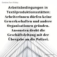 #raiseawareness #endlosfesch #fashionlibrary #nomorefastfashion #vienna #sharingiscaring Vienna, Friday, Facts, Fashion, Workers Union, Renting, Things To Do, Moda, La Mode
