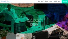 http://www.drweb.de/magazin/ Minimalistisches Webdesign: Ghost-Buttons im Trend