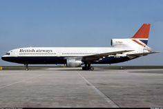 Lockheed L-1011 TriStar - British airways