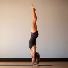 Prep your upper body for challenging yoga poses, including inversions, by doing these strength moves. These moves work your shoulders to strengthen and support you when you achieve a handstand, hurdler's pose or scorpion.