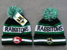 NRL Knit Hats 028 RABBITOHS Beanies Hats 8111! Only $7.90USD