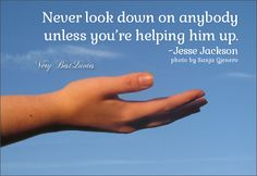 lend a helping hand quotes | Helping Hands Quotes For Kids Quote of the day