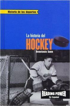 La historia del hockey book esta escrito solamente en español. Una tabla de contenidos con nueve subtítulos, glosario, índice y recursos. Las primeras páginas informa al lector como se desarrollo el juego hockey. El libro contiene fotografías antiguas que ayudan a los estudiantes visualizar diferentes  periodos del hockey. Este libro lo usaría en el tema de histórica para mostrar una línea de tiempo.