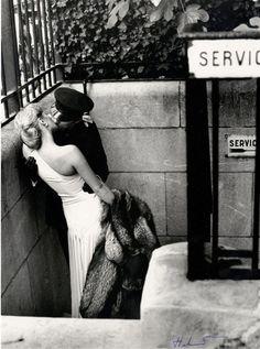 Helmut Newton, French Vogue 1976