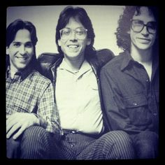 Happy Brotherly Love - Mike, Jeff, & Steve Porcaro  TOTO  (I was friends with Steve in jr. high school. He introduced me to Mike once. So sad to hear about Mike.)