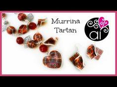 Murrina Tartan | Polymer Clay Tutorial | Tartan Dog - YouTube