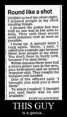 & people in law enforcement wonder why they're disliked...