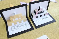 DIY Eid Card - pop up card templates for ramadan | ask you during this blessed days to please support this project of ...