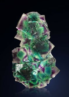 Fluorite // Namibia