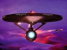 Enterprise trying to outdistance the Reliant with the armed Genesis torpedo ready to explode in 4 minutes.