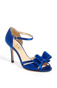 kate spade new york 'ivela' ankle strap sandal | Nordstrom