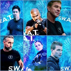 S.W.A.T. Lina Esco, Shemar Moore Shirtless, Sherman Moore, Fall Tv Shows, Netflix, Swat Police, Morris Chestnut, Michael Ealy, Timothy Olyphant