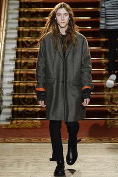 Pringle of Scotland Fall 2016 Menswear Fashion Show