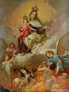 Catholic Doctrine, Catholic Prayers, Catholic Art, Mother Mary Images, Images Of Mary, Jesus Christ Images, Jesus Faith, Blessed Mother Mary, Blessed Virgin Mary