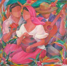 Awit Kay Maria by Oscar T. Salita  -one of my fave Filipino artists :)