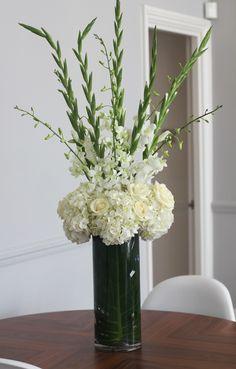 Image result for gladiolus arrangement wedding