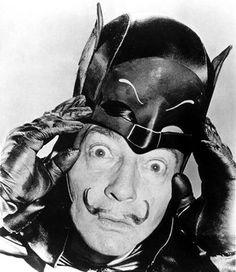 Dalí, Batman!