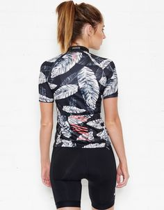 Women's Leaf It Out Jersey - Jaggad