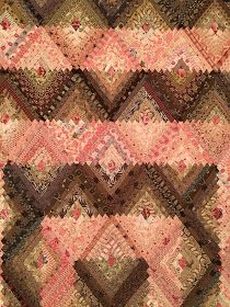 Blooming In Chintz Houston, Tupelo Honey, International Quilt Festival, Paper Quilt, Log Cabin Quilts, Fall Quilts, Dresden Plate, Traditional Quilts, Happy Thanksgiving