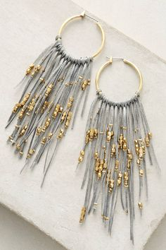Serefina Lavina Hoop Earrings