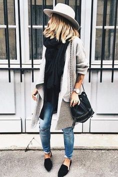 Lazy Day Outfits or How To Look Stylish with Comfy Clothing Combination