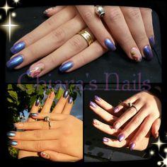 SuperNova chiara's nails