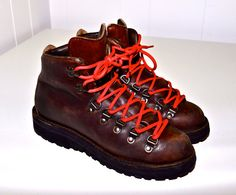 DANNER Made in USA Gore Tex Hiking Boots Vintage by louise49, $110.00