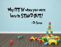 Great quote to live by ;) Love those childhood books!!