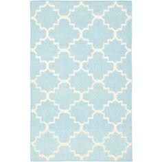 The tan one!! Safavieh Dhurrie Flatweave Moroccan Wool Rug